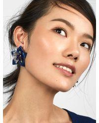 BaubleBar - Multicolor Amarise Flower Stud Earrings - Lyst