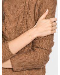 BaubleBar - Metallic Mini Ice Ring Bracelet - Lyst