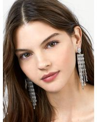 BaubleBar - Multicolor Primadonna Drop Earrings - Lyst