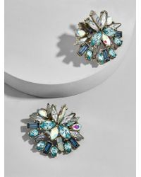 BaubleBar - Multicolor Zaffre Stud Earrings - Lyst