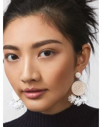 BaubleBar - Multicolor Caritas Drop Earrings - Lyst