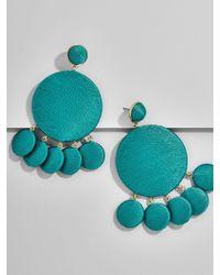 BaubleBar - Multicolor Sundial Drop Earrings - Lyst