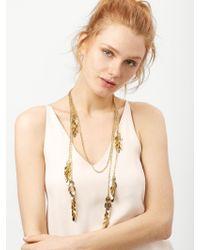 BaubleBar - Multicolor Demi Statement Necklace - Lyst