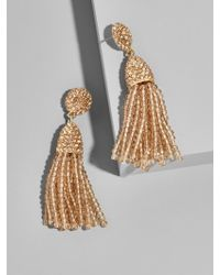 BaubleBar - Multicolor Mini Gem Piñata Tassel Earrings - Lyst