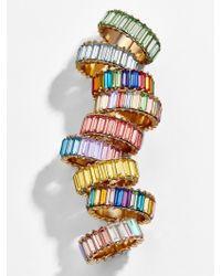 BaubleBar Multicolor Alidia Ring