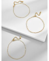BaubleBar - Multicolor Ariza Anklet - Lyst