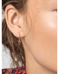 BaubleBar - Multicolor Oriana Huggie Hoop Earrings - Lyst