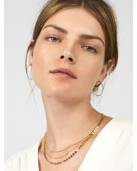 BaubleBar - Multicolor Ariana Layered Necklace - Lyst