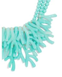BaubleBar | Multicolor Coral Reef Collar | Lyst