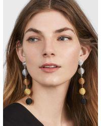 BaubleBar - Multicolor Mely Ball Drop Earrings - Lyst
