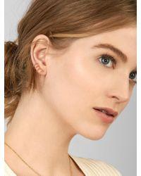 BaubleBar - Multicolor Amo 18k Gold Plated Ear Crawlers - Lyst