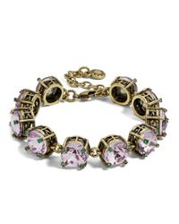 BaubleBar - Multicolor Caprice Glass Bracelet - Lyst