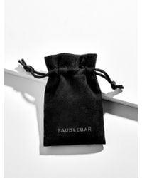 BaubleBar - Multicolor Stella 18k Gold Plated Stud Earrings - Lyst