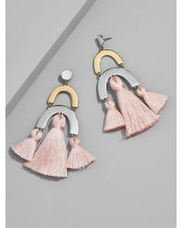BaubleBar - Multicolor Shamia Drop Earrings - Lyst