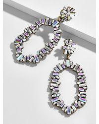 BaubleBar - Multicolor Serenade Hoop Earrings - Lyst