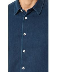 Hentsch Man | Blue Friday Denim Shirt for Men | Lyst