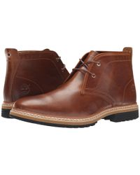 Timberland Brown West Haven Chukka for men