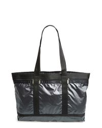 LeSportsac | Black Travel Tote | Lyst