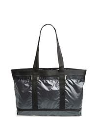 LeSportsac - Black Travel Tote - Lyst