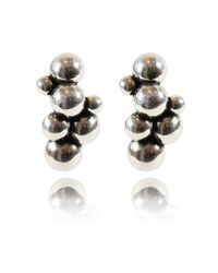 Rachael Ruddick | Metallic Bubble Earrings | Lyst