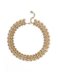 House of Harlow 1960 - Metallic 1960 'kraals' Collar Necklace - Lyst