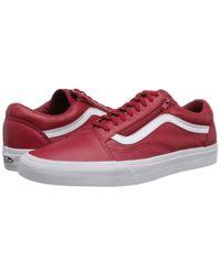 Vans Red Old Skool™ Zip