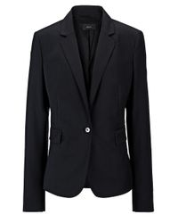 JOSEPH | Blue Super 100 Watch Jacket | Lyst