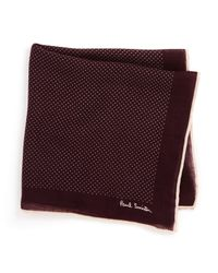 Paul Smith | Blue Polka Dots Pocket Square for Men | Lyst