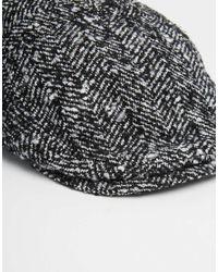 Esprit - Black Driver Cap for Men - Lyst