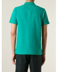Burberry Brit | Green Classic Polo Shirt for Men | Lyst