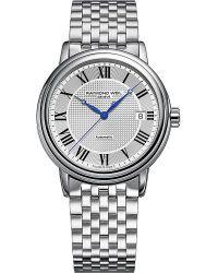 Raymond Weil - Metallic Maestro Women's Stainless Steel Bracelet Watch - Lyst