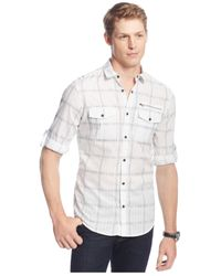 INC International Concepts - White Only At Macy's for Men - Lyst