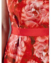 Giambattista Valli | Multicolor Printed Dress | Lyst