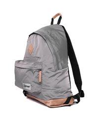 Eastpak - Gray Wyoming Nylon Grey 24l Backpack for Men - Lyst