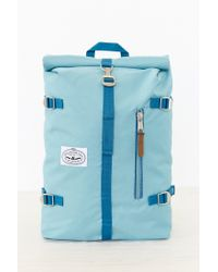 Poler | Blue Rolltop Backpack for Men | Lyst