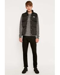 Penfield | Black Outback Vest for Men | Lyst