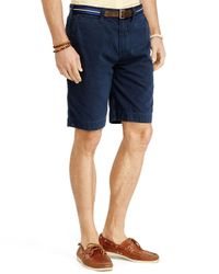 Ralph Lauren | Blue Polo Relaxed-fit Twill Surplus Shorts for Men | Lyst