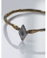 Free People | Metallic Datter Industries Womens Starry Diamond Cuff | Lyst