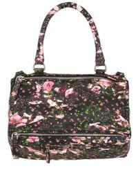 Givenchy | Multicolor Medium Pandora Flower Print Nappa Bag | Lyst