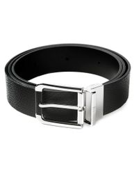 Dunhill - Metallic Buckle Belt for Men - Lyst