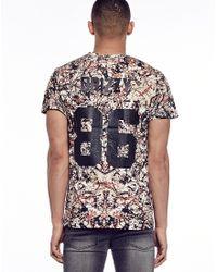 ELEVEN PARIS | White Drizzy 86 Paint Splat T-Shirt - For Men for Men | Lyst