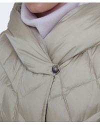 Creenstone Natural Emily Long Quilted Coat