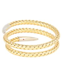Roberto Coin | Metallic Snake Bangle | Lyst