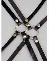 Dstm - Black Buffalo Harness - Lyst