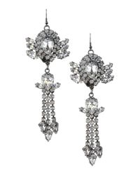 Emanuele Bicocchi - Gray Earrings - Lyst