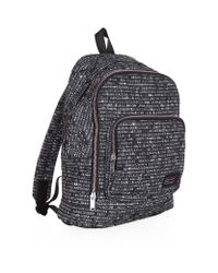 Marc By Marc Jacobs - Black Typewriter Ultimate Backpack for Men - Lyst