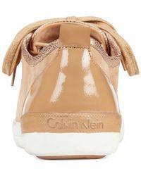 Calvin Klein - Brown Tanita Sneakers - Lyst
