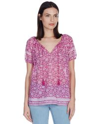 Joie - Multicolor Tanger Top - Lyst