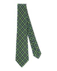 Kiton - Green Tie for Men - Lyst