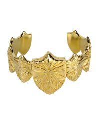 Harlot & Bones | Metallic Bracelet | Lyst